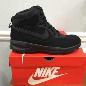 Nike Manoadome Hiking Boots Anthracite 844358-003